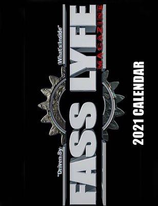 2021 FASS LYFE CALENDAR