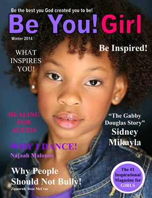 Be You! Girl Winter 2014