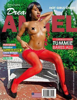 Dream Angel Nude Magazine -Melanin Edition Tummie DC