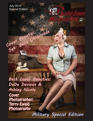 Baba Lous Beauties- Military Special Edition: July 2014
