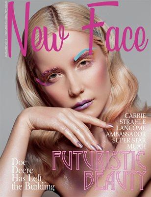 New Face Fashion Magazine - Issue 25, January '19