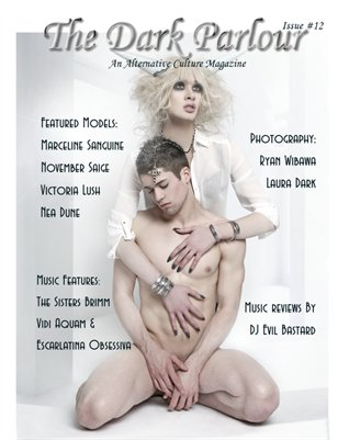 Dark Parlour Magazine - Issue #12 - Winter Ice