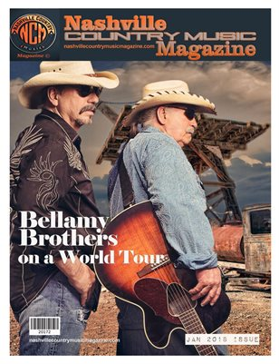 Nashville Country Music Magazine February 2018
