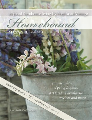 Homebound May 2014