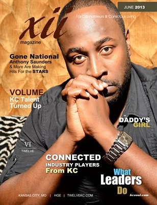 TWELVE Magazine June 2013