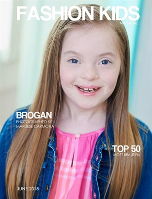 Fashion Kids Magazine | JUNE TOP 50 MOST BEAUTIFUL