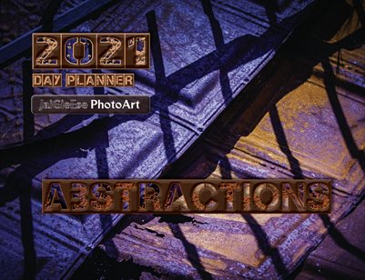 2021 Abstractions Day Planner