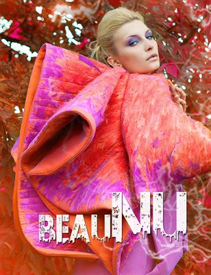 beauNU Magazine March 2015 Color Issue