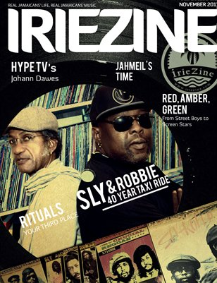 IrieZine Issue #5