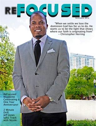 Refocused November Issue 2014