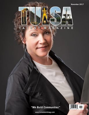 Tulsa Talent Magazine November 2017 Edition