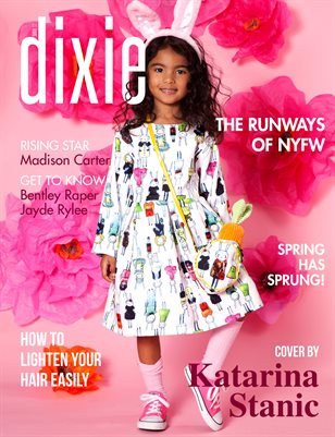 Dixie Magazine March Issue 2017