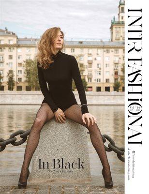 InterFashional Magazine September 2021 N14 Cover 3