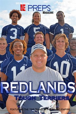 Redlands Cover 2013