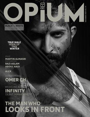 Opium Red 12 December B&W Vol 7