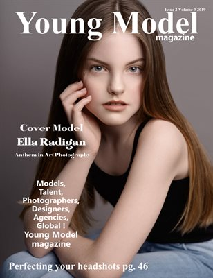 Young Model magazine Issue 2 volume 3 2019