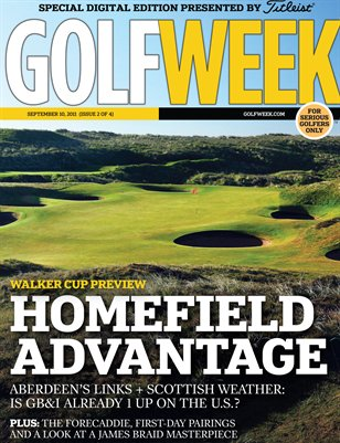 Walker Cup 2011: Preview, Part II