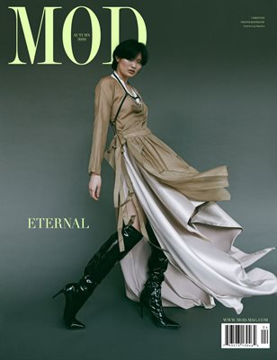 MOD Magazine: Volume 9; Issue 4; Autumn 2020 - THE ETERNAL ISSUE (Cover 5)