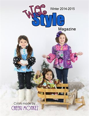 Wee Style Magazine Winter 2014-2015