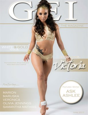 "June 2017 ""White and Gold"" Issue"