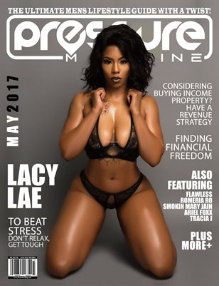 PRESSURE - May 2017 #30 (Lacy Lae)