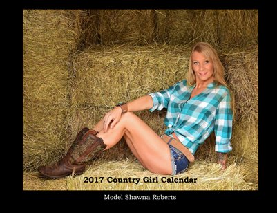2017 Country Girl Calendar