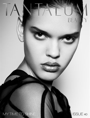 "Tantalum Magazine Issue 40 ""Beauty Edition"" // December 2014"