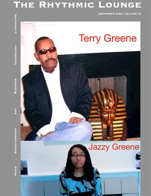 TRL MAGAZINE NOVEMBER 2020 (TERRY GREENE)