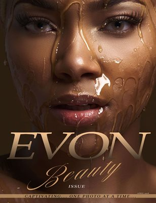 EVON MAGAZINE ISSUE 02 (the BEAUTY Issue)