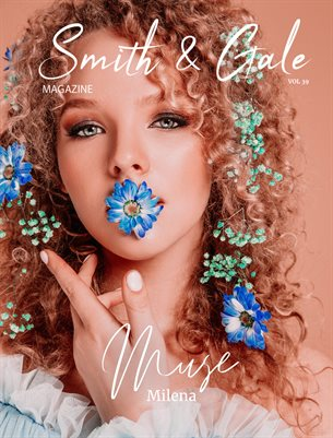 Smith and Gale Magazine Volume 39 Featuring Milena