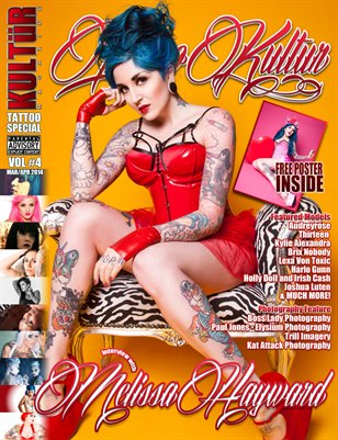 Kultur Magazine TATTOO Special - TATTOO Kultur VOL 4.2