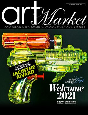 Art Market Magazine. January 2021 Issue #55