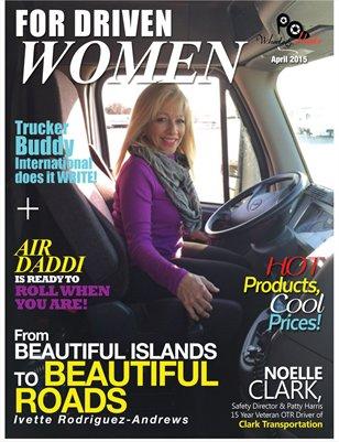 18 Wheels & Heels Magazine- April 2015