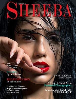 Sheeba Magazine 2016 April Volume II