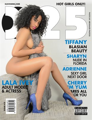X25 Vixens Magazine Issue 15 Lala Ivey