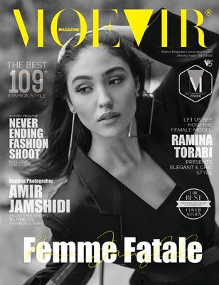 #4 Moevir Magazine January Issue 2020