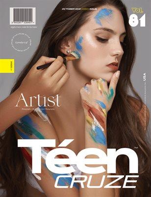 OCTOBER 2021 Issue (Vol: 81) | TÉENCRUZE Magazine