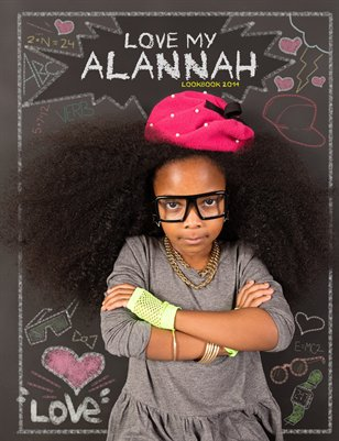 LoveMyAlannah Lookbook