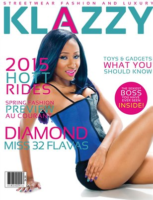 Klazzy Mag Vol 10 Iss 1