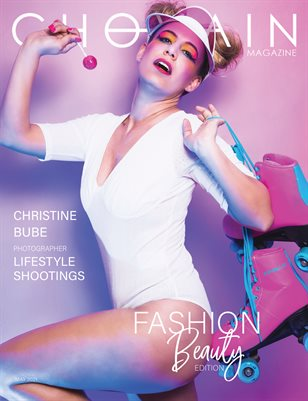 CHOVAIN Magazine - FASHION & BEAUTY EDITION | ISSUE 22 | MAY 2021