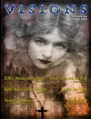 Visions Magazine Issue 4a