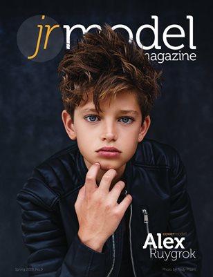 Jr Model Magazine #9