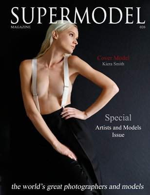 Supermodel Magazine Issue 026