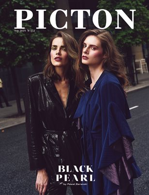 Picton Magazine SEPTEMBER  2019 N251 Cover 3