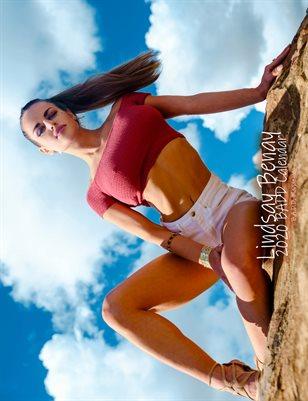 Lindsay Benay 2020 BADD Calendar