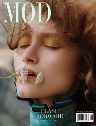 MOD Magazine: Volume 6; Issue 6; Winter 2018 - COVER #2