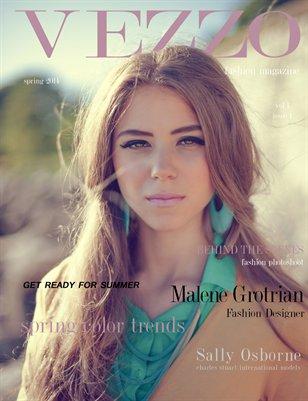 Vezzo Fashion Magazine Spring 2014