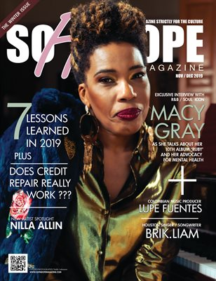 So FN Dope Magazine Issue 12