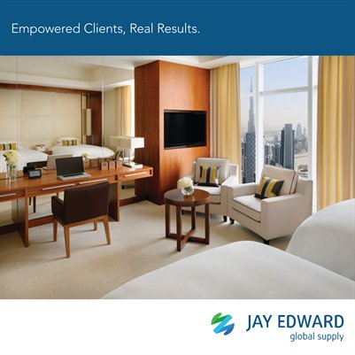 Jay Edward Group design sample