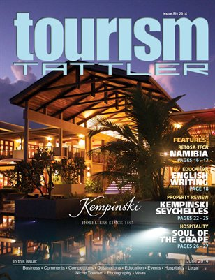 Tourism Tattler June 2014